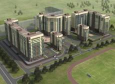 """Четвертая очередь строительства ЖК """"Ижора-Парк"""" получила одобрение госкомиссии"""