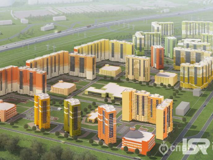 Новая Охта – Жилой комплекс от ЛСР за КАДом с отделкой и городской пропиской - Фото 7
