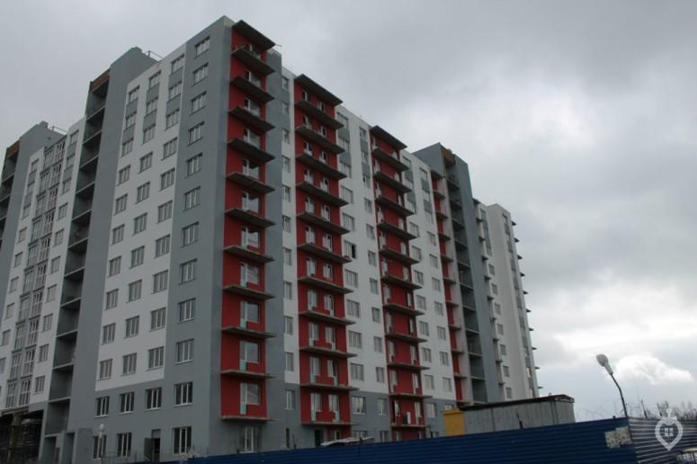 """ЖК """"Брусничный"""": три монолитных дома в Янино - Фото 26"""