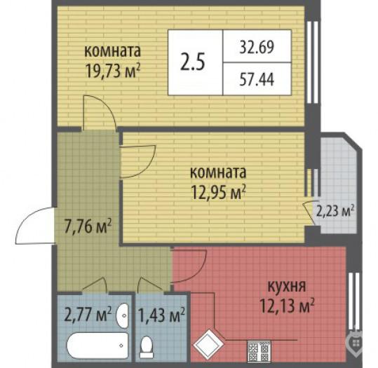 """ЖК """"Петергоф Парк"""": симпатичные домики на окраине Петергофа - Фото 21"""