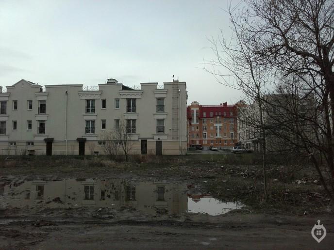 """ЖК """"Английская миля"""": комфортный жилой комплекс далеко от метро, но рядом с большим парком - Фото 39"""