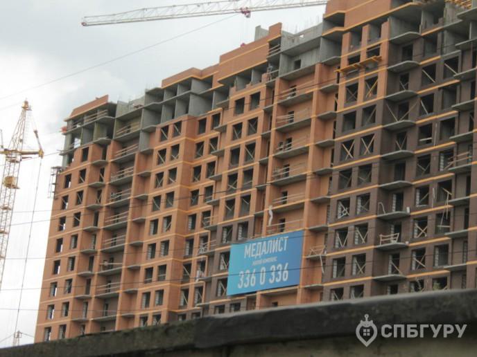 """ЖК """"Медалист"""": кирпичный дом с недорогими квартирами на месте складской постройки - Фото 15"""