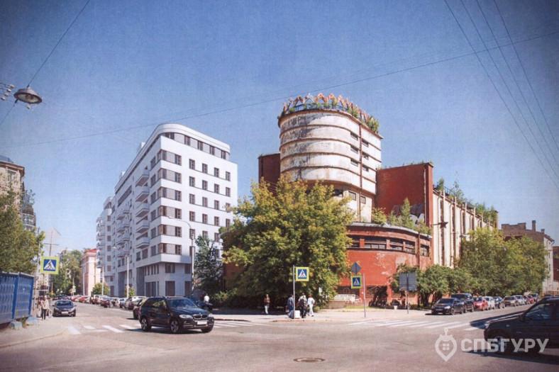"""ЖК """"Мендельсон"""": бизнес-класс с видом на заброшенную фабрику - Фото 3"""