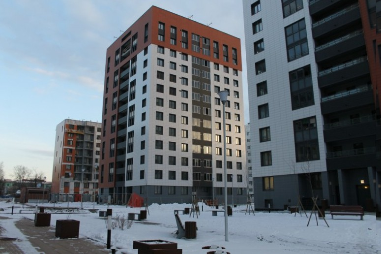 ЖК «Европа Сити»: крупный жилой комплекс от ЛСР на Петроградке - Фото 8
