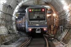 Денег на развитие петербургского метрополитена из федерального бюджета не выделят