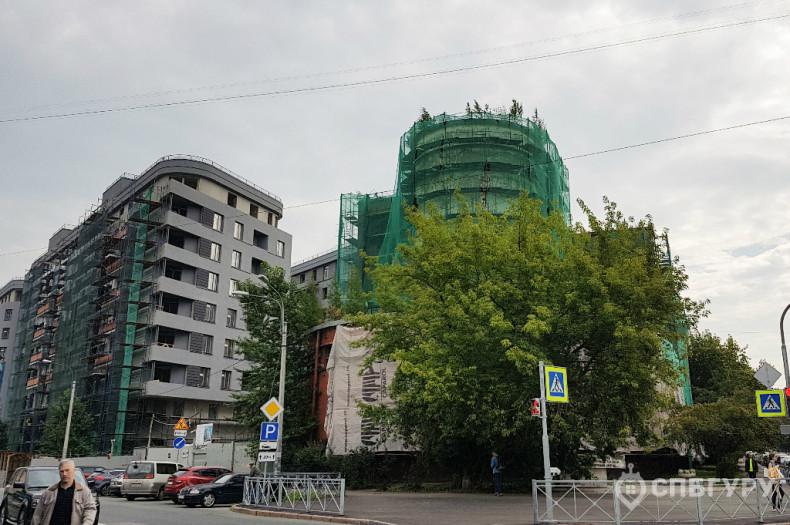 """ЖК """"Мендельсон"""": бизнес-класс с видом на заброшенную фабрику - Фото 8"""