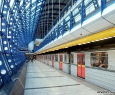 До 2018 года в Петербурге планируют построить 6 новых станций метро