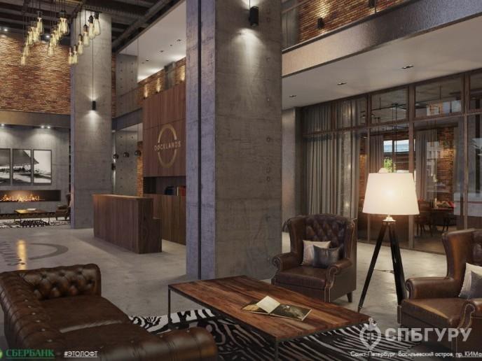 Docklands: стильные апартаменты с видом на Малую Неву - Фото 3