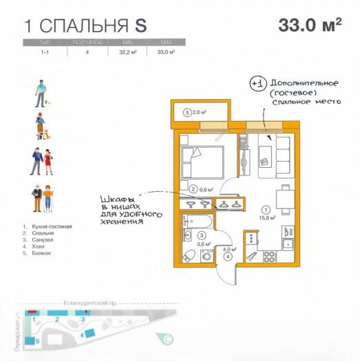 """""""LEGENDA Комендантского"""": обаятельный проект в неуютном месте - Фото 45"""