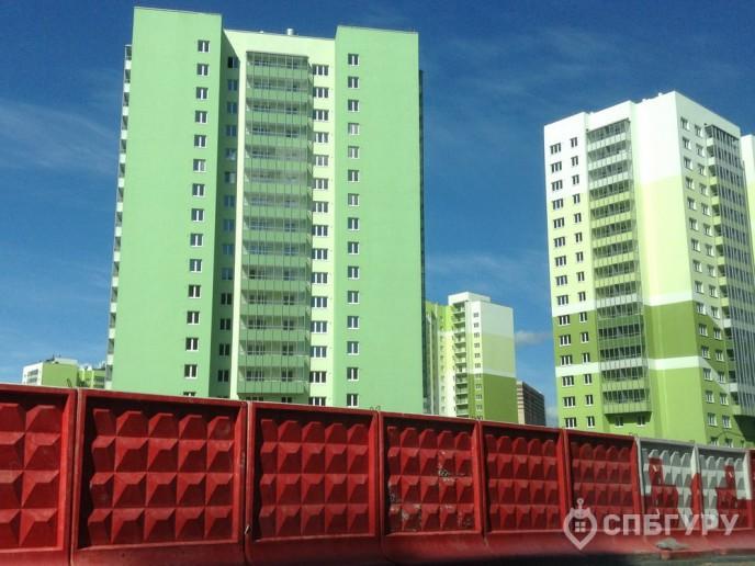 Новая Охта – Жилой комплекс от ЛСР за КАДом с отделкой и городской пропиской - Фото 14