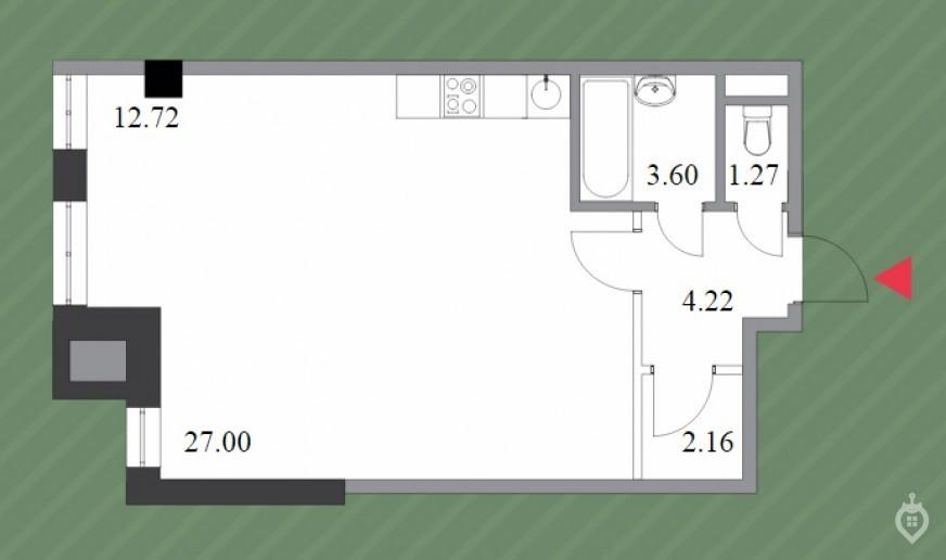 """ЖК """"Шерлок Хаус"""": неплохой, но сильно переоцененный дом на """"Удельной"""" - Фото 37"""