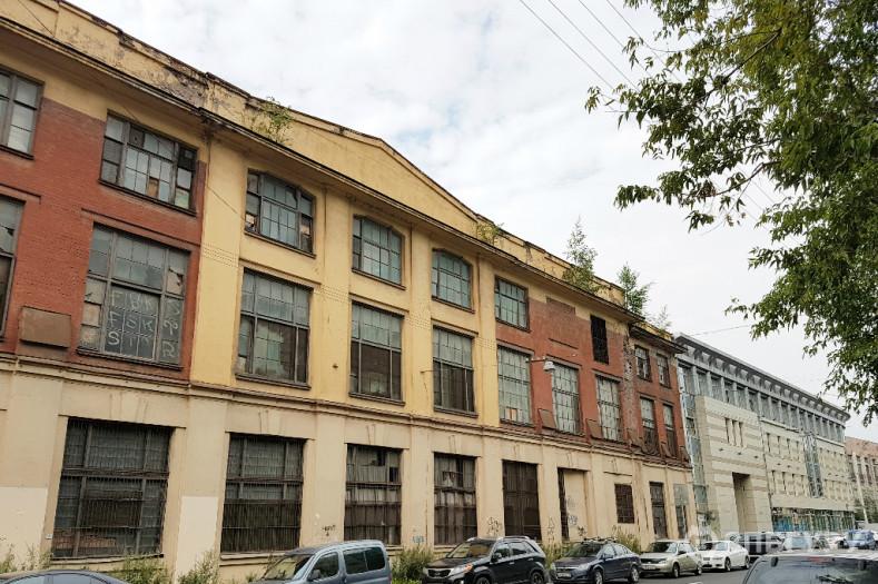 """ЖК """"Мендельсон"""": бизнес-класс с видом на заброшенную фабрику - Фото 9"""