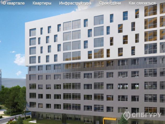"""ЖК """"Стереос"""": многоэтажный комплекс на зеленой окраине - Фото 3"""
