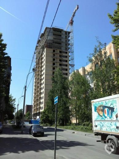 """ЖК """"Высота"""": 25-этажный дом на улице Цимбалина от компании, строившей олимпийские объекты в Сочи - Фото 26"""