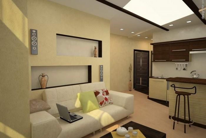 Эксперты прогнозируют скорое снижение стоимости 1 кв.м площади в квартирах-студиях