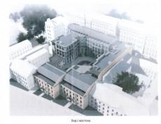 Эксперты поставили под сомнение законность стройки на набережной Лейтенанта Шмидта