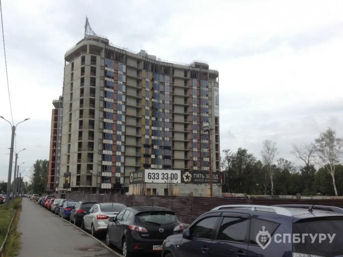 Пять Звезд – стильный жилой комплекс в 500 метрах от Невы - Фото 34