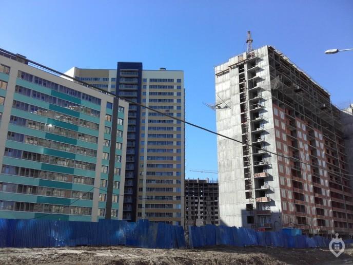 """ЖК """"Прогресс"""": быстро растущий кирпично-монолитный комплекс в Кудрово - Фото 21"""