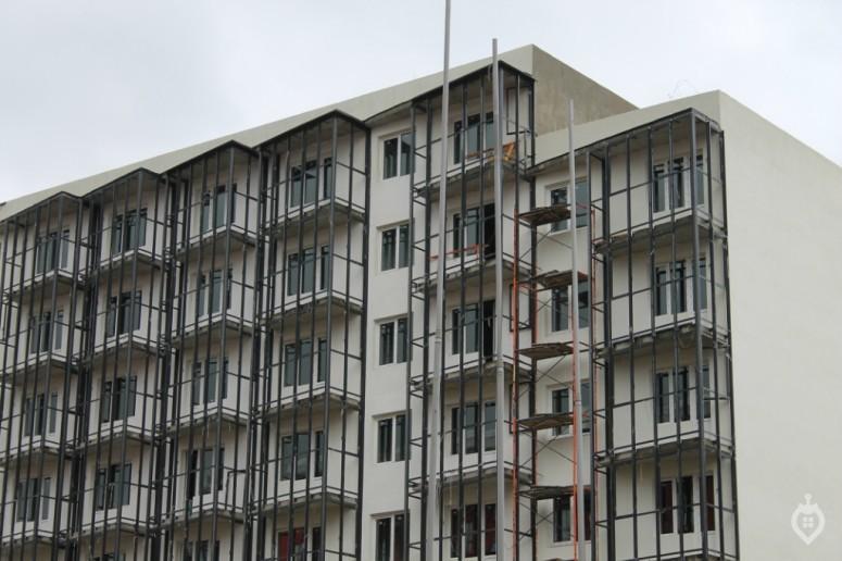 """ЖК """"Брусничный"""": три монолитных дома в Янино - Фото 27"""