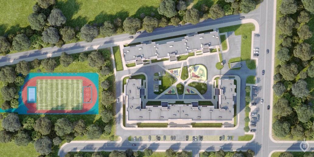"""ЖК """"Английская миля"""": комфортный жилой комплекс далеко от метро, но рядом с большим парком - Фото 9"""
