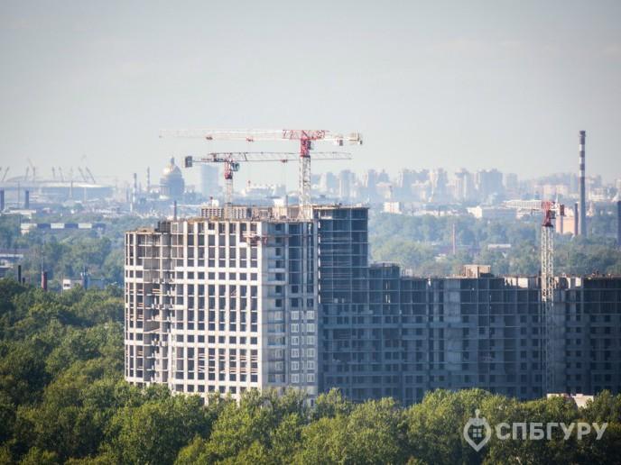 Green City – современный жилой комплекс в депрессивном месте. - Фото 31