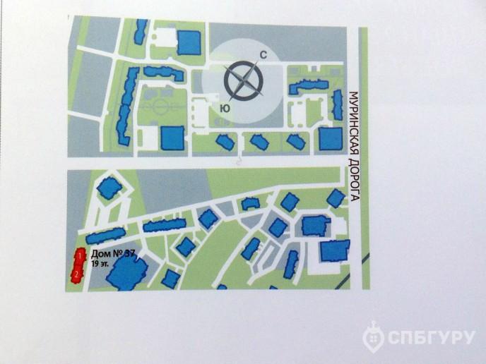 Новая Охта – Жилой комплекс от ЛСР за КАДом с отделкой и городской пропиской - Фото 37