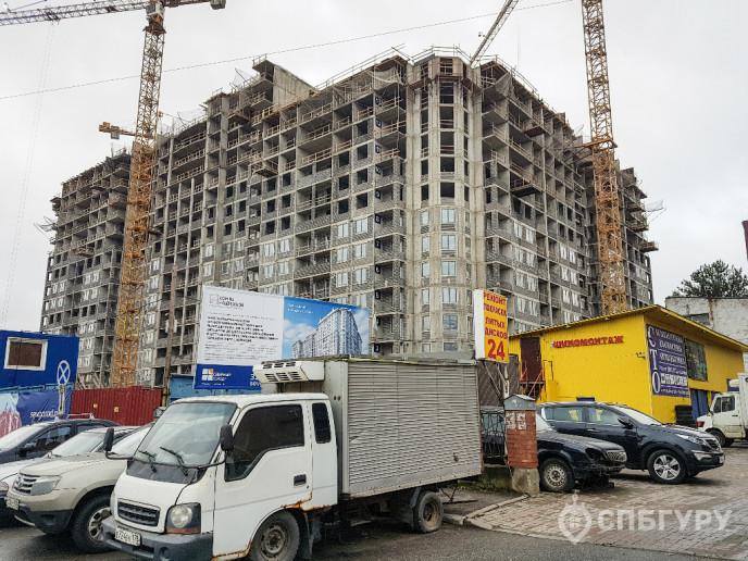 """ЖК """"Дом на набережной"""": проект, потеснивший новый мост через Неву - Фото 39"""
