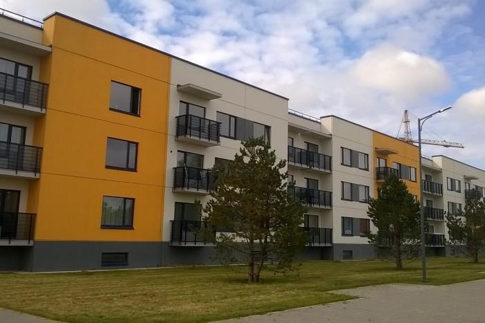 """""""Финские кварталы"""": жилой комплекс средней этажности в 10 минутах езды от города"""