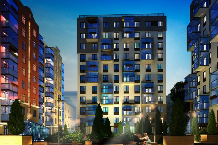 """Газпромбанк даст ипотеку на квартиры в ЖК """"Две Эпохи"""""""