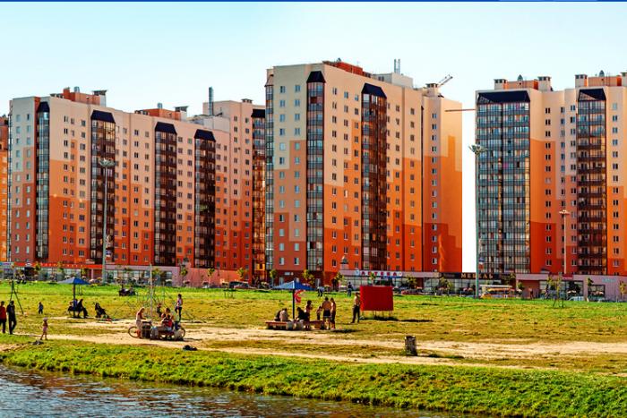 """Газпромбанк даст ипотеку на квартиры в ЖК """"Новый Оккервиль"""""""