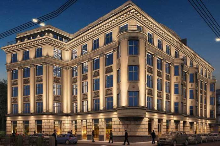 Где они  самые дорогие новостройки Петербурга?