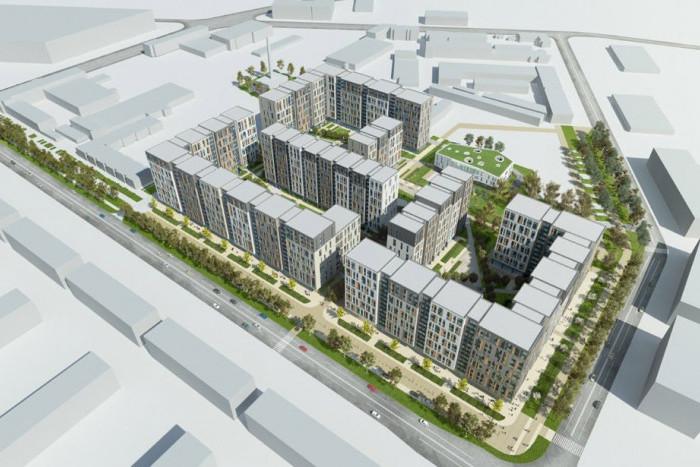 """ГК """"Пионер"""" готовится реализовать новый строительный проект в Выборгском районе"""