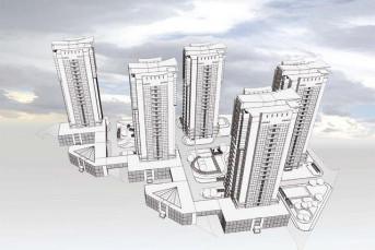 Glorax Development построит жилой комплекс в центре Петербурга