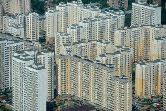 Годовой план по вводу жилья в Петербурге за 6 месяцев выполнен больше чем наполовину