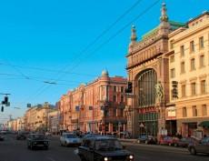 """Холдинг """"RBI"""" построит вблизи Невского проспекта жилой комплекс и апарт-отель"""