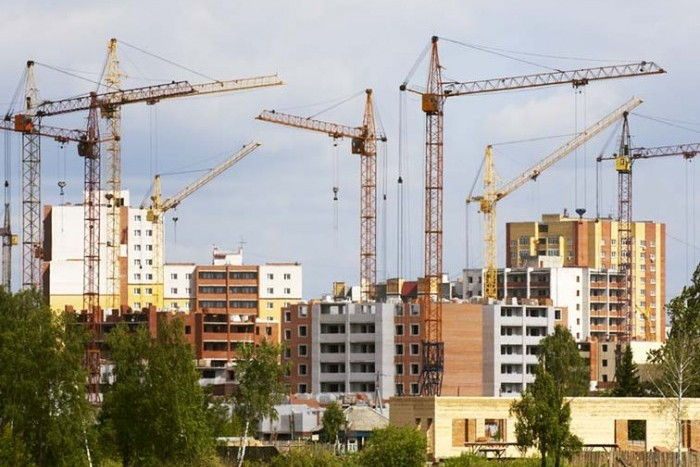 К 2020 году в Петербурге может появиться более 12 млн. квадратов нового жилья