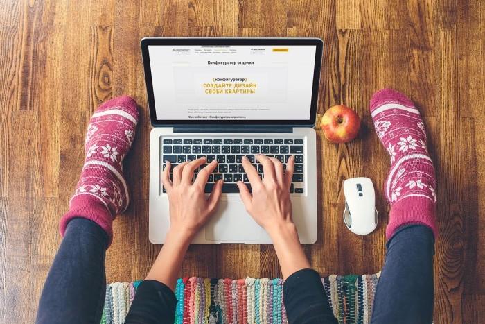 """Как купить квартиру с оригинальной отделкой без существенных затрат: инновационные сервисы от """"Ленстройтрест"""""""