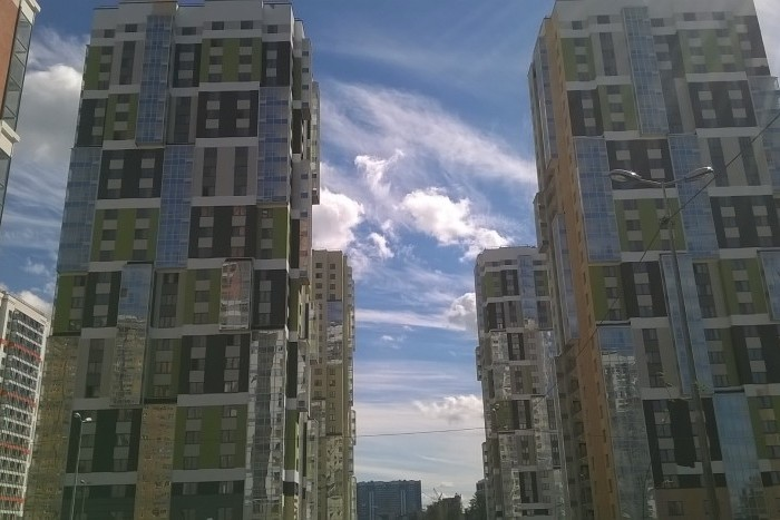 """Калина-парк 2"": мастер-класс по комфорту от ""ЛСР. Недвижимость"""