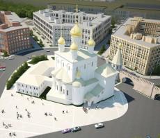 """Компания """"ЛенСпецСМУ"""" представила проект ЖК """"Царская столица"""" в Полтавском проезде"""