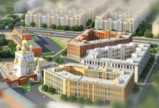 """Компания """"ЛенспецСМУ"""" приступила к строительству второй очереди ЖК """"Царская столица"""""""