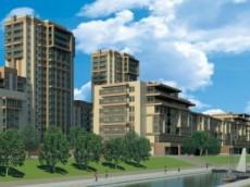 """Компания """"Setl City"""" получила разрешение на строительство еще 3 домов в рамках ЖК """"More"""""""