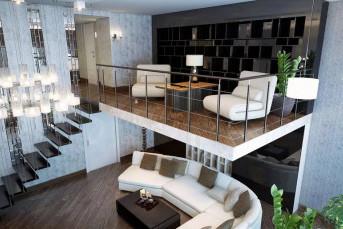 Компания Setl City выпустила на рынок видовые квартиры типа high flat