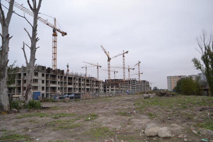 """Квартал """"Галактика"""": гигантский комплекс в исторической части Петербурга"""