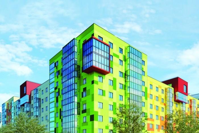 Квартиры в «IQ Гатчина» – лучшее на первых и последних этажах