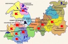 Ленинградская область получит три новых станции метрополитена (Кудрово, Бугры и Янино)
