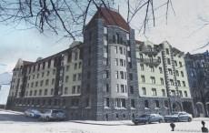 """На главной улице Выборга построят """"Торкельскую ратушу"""""""