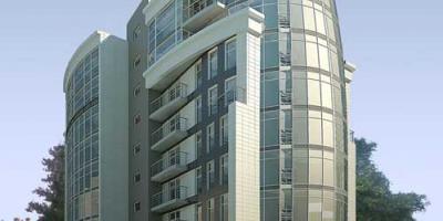 На месте общежития в Выборгском районе построят жилой дом