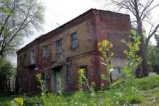 На месте снесенного дома-музея Бантикова в Пушкине построят жилой дом