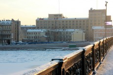 На набережной Робеспьера, 32 будет построен элитный жилой дом
