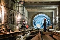 """На """"Невско-Василеостровской"""" линии метро начинается строительство двух новых станций"""